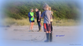 Family On The Beach 1110201409