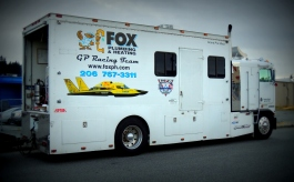 Fox Heating and Plumbing....