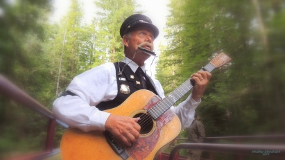 The Train Singer!
