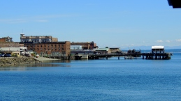 Port Townsend waterfront.