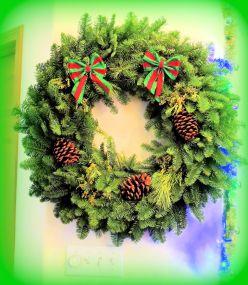 Christmas Wreath 1231201403