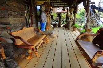 A Busy Porch