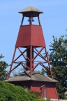 Bell Tower of Port Townsend in the Afternoon