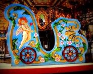 Cupid on a sleigh....
