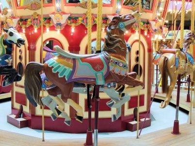 Carousel Steeds
