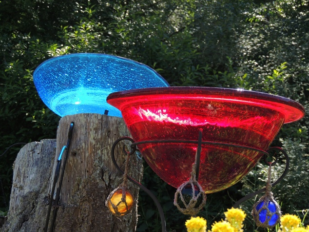 Artistic Garden Bowls: #8 award for the day of 8/20/16...