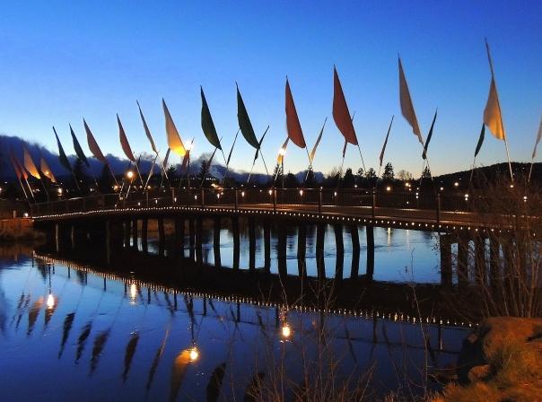 Bridge Over Deschutes River: Top 20% award for the day 1/14/16; Top 20% award for the week of 1/10/16.
