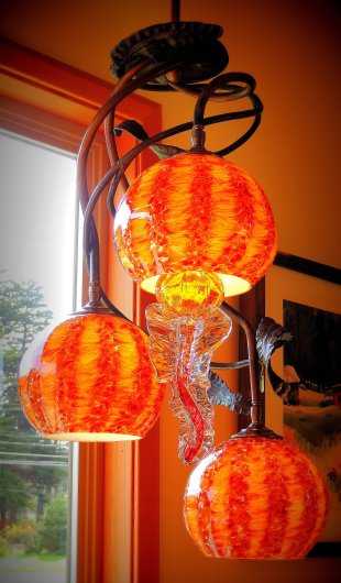Jelly Chandelier: Top 20% for the day of 1/26/16 award....