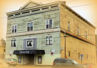 Port Townsend's Theater: Top 20% award for the day of 2/3/16...